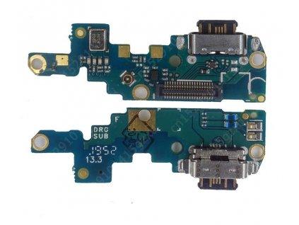 Doska nabíjania Nokia 6.1 Plus nabíjací konektor, mikrofón Originál
