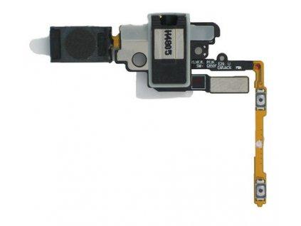 Flex kábel hlasitosti Samsung G850F Galaxy Alpha - slúchatko, audio jack konektor