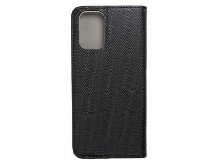 Knižkové puzdro čierne Xiaomi Redmi Note 10s, Note 10 4G