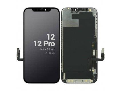 LCD displej + dotykové sklo Iphone 12, 12 Pro