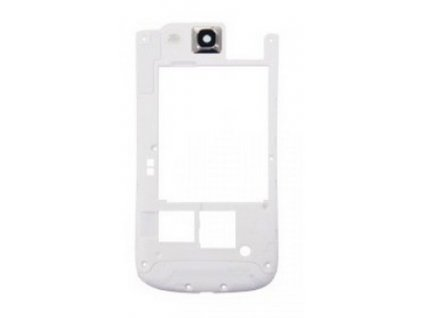 Stredový rám Samsung I9301 Galaxy S3 Neo biely