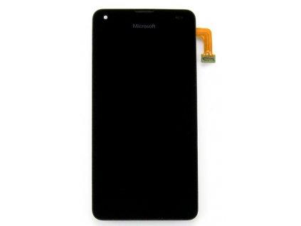 LCD displej Microsoft Lumia 550 - dotykové sklo