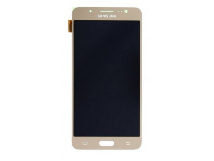 lcd displej Samsung J510FN Galaxy J5 2016 dotykové sklo zlaté