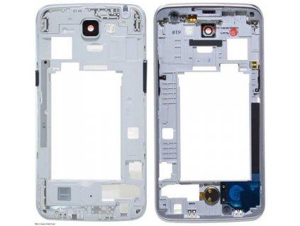 stredný kryt LG K120e K4 lte čierny