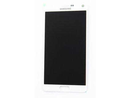 lcd displej Samsung N910 Galaxy Note 4 dotykove sklo biele