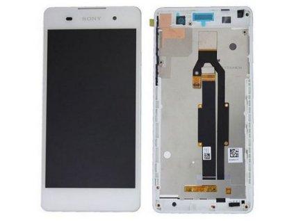LCD displej Sony Xperia E5 - dotykové sklo