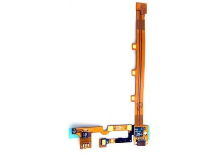 Flex kábel nabíjania Xiaomi MI3 - nabíjací konektor, mikrofón