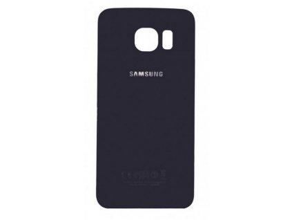 kryt zadný Samsung SM G925F galaxy S6 Edge čierny