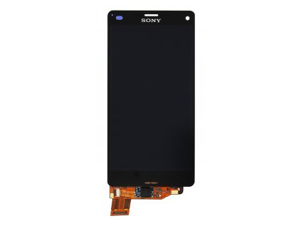 LCD displej Sony D5803 Xperia Z3 Compact - Dotykové sklo