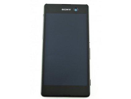 LCD displej Sony E5603 Xperia M5 - Dotykové sklo