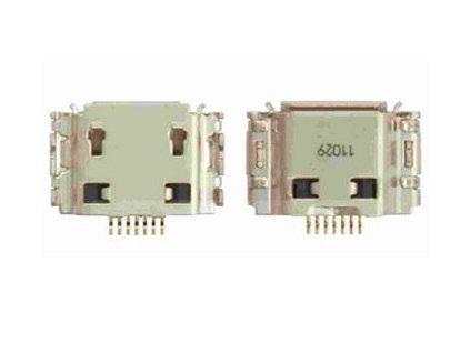 nabíjaci konektor Samsung i6410, i8320, i8910, i9000, i9001, i9003, i9008, i9010, i9020, i9023, S5260, S5350, S5530, S5660, S5690, S7220, S7500, S8600