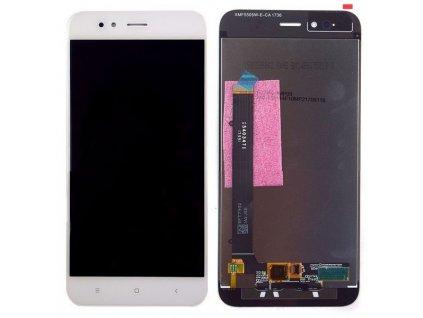 LCD displej Xiaomi Mi A1 - Dotykové sklo