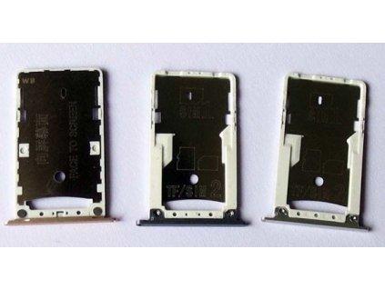 Držiak SIM SD karty Xiaomi Redmi 4X 3 Farby