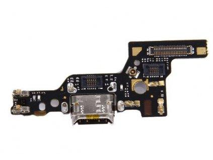 Spodná doska Nabíjania Huawei P9 - flex nabíjací konektor, mikrofón