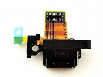 Flex kábel nabíjania Sony Xperia X - nabíjací konektor