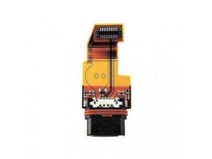 Flex kábel Nabíjania Sony Xperia X Performance F8131, F8132 Nabíjací konektor