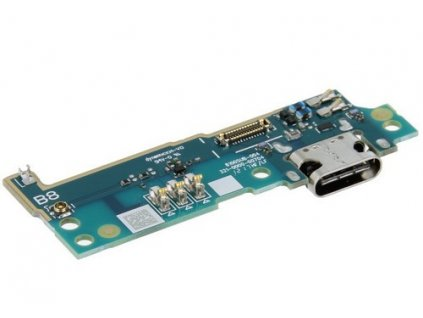 Doska nabíjania Sony Xperia L1 - nabíjací konektor, mikrofón