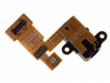 Flex kábel Audio konektor Sony G3121 Xperia XA1