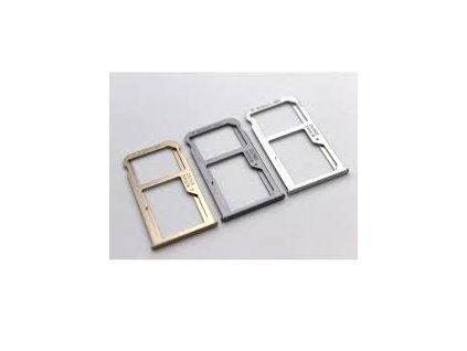 Držiak SIM karty a SD karty Huawei Mate 8 - 2 farby