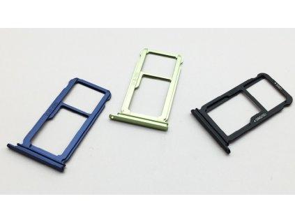 Držiak SIM SD karty Huawei P10 lite 4 farby