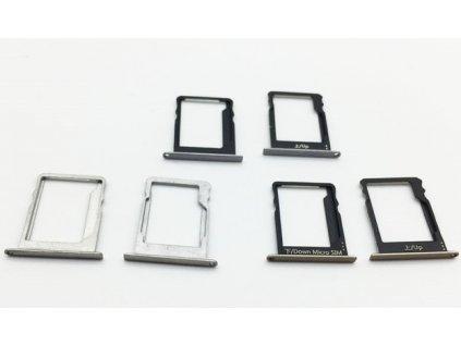 Držiak SIM SD karty Huawei P8 Lite 3 farby