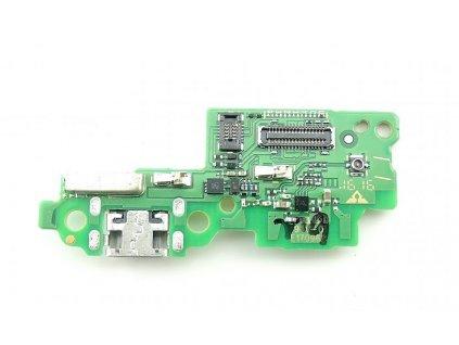Doska nabíjania Huawei Honor 5C, 7 Lite - nabíjací konektor, mikrofón