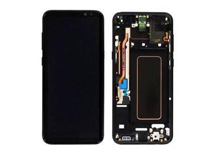 LCD displej Samsung G955F Galaxy S8 Plus - Dotyková plocha