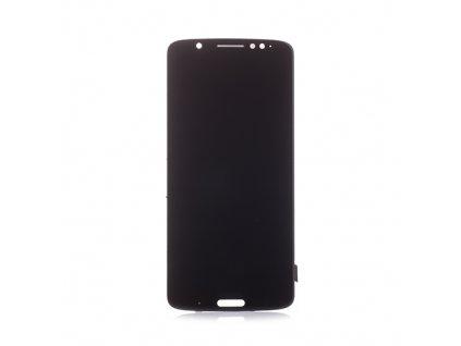 LCD displej Motorola Moto G6 Plus - Dotykové sklo