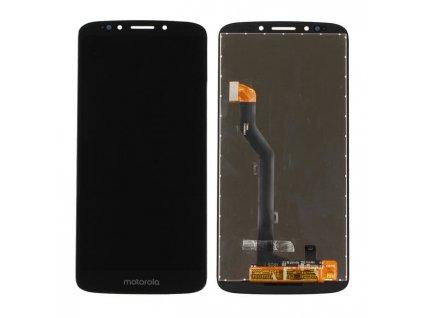 LCD displej + Dotykové sklo Motorola Moto E5 - 2 Farby