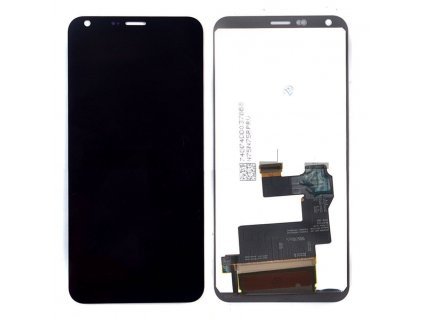LCD displej LG Q6 - Dotyková plocha