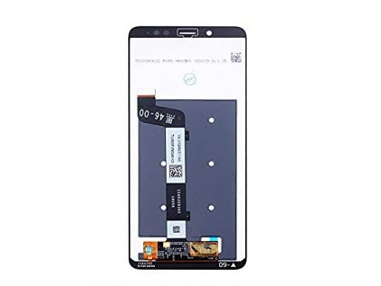 LCD displej Xiaomi Redmi Note 5 - dotykové sklo