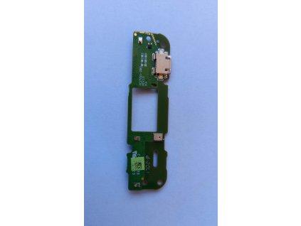 Doska nabíjania HTC Desire 626G - nabíjací konektor, mikrofón