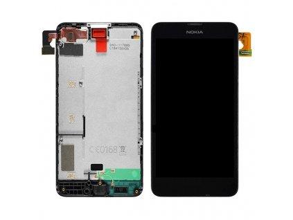 LCD displej Nokia Lumia 630, 635 - dotyková plocha