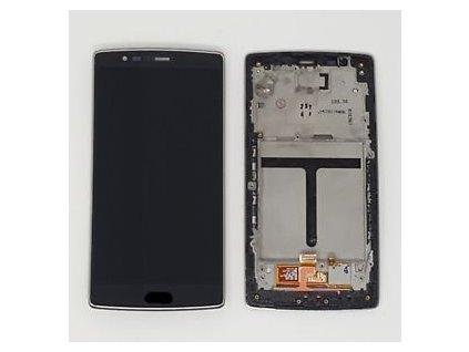 LCD displej LG G Flex 2, H955 a Dotykové sklo + rámik