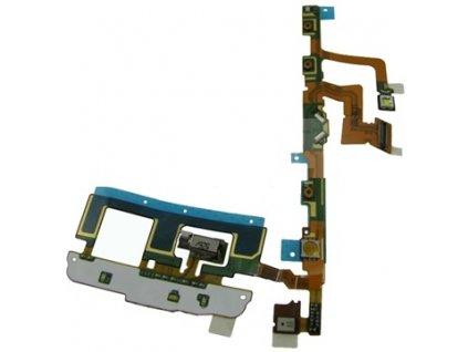 Flex kábel ON/OFF Sony Ericsson U5i Vivaz - zapínania, hlasitosti, mikrofón