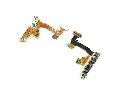 Flex kábel ON/OFF Sony Ericsson U1i Satio - zapínania, slúchatko