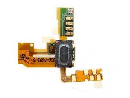 Flex kábel ON/OFF Sony Ericsson U5i Vivaz - zapínania, slúchatko