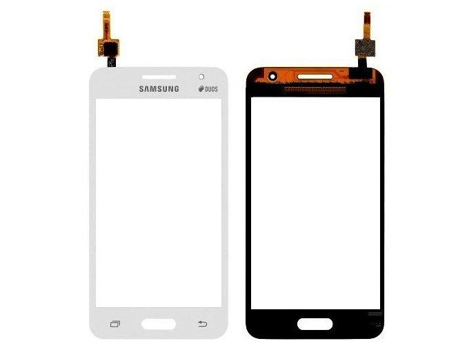 Dotykové sklo Samsung Galaxy Core 2 G355 white