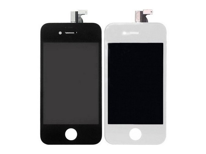 LCD displej Iphone 4 + dotykova plocha black