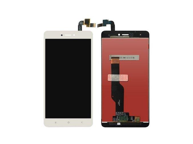 LCD displej Xiaomi Redmi Note 4 global + Dotykova plocha