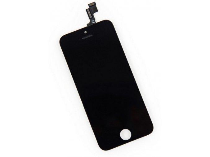 LCD displej Iphone 5C + dotykova plocha black