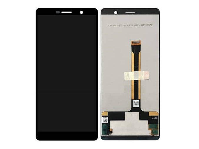 LCD displej Nokia 7 Plus a dotykové sklo