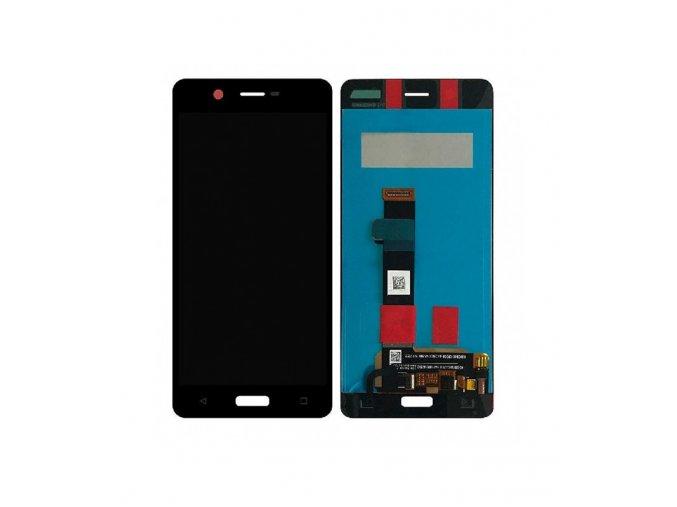 LCD displej Nokia 5 Dual SIM a dotykové sklo