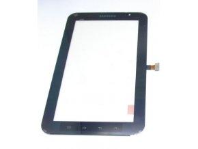Dotykové sklo Samsung P1000 Galaxy TAP čierny   + 3M lepka zdarma
