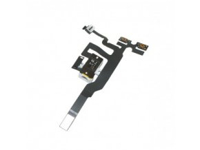 flex kábel Audio konektor a hlasitosti Iphone 4S - 2 Farby