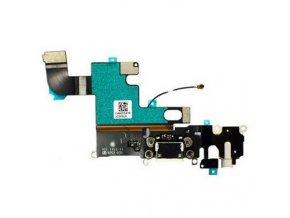 Flex kábel nabíjania Iphone 6 - nabíjací konektor, mikrofón