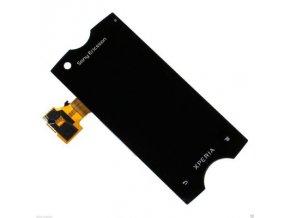 LCD displej Sony Ericsson Xperia Ray ST18i a dotykové sklo čierny