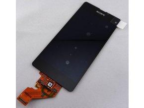 LCD displej a dotykové sklo Sony D5503 Xperia Z1 compact