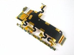 Flex kábel zapínania, hlasitosti Sony C6903 Xperia Z1 a mikrofón