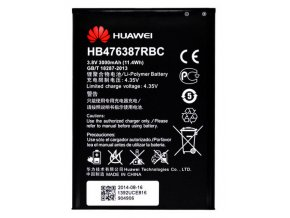 Batéria Huawei Ascend G750, Honor 3X HB476387RBC
